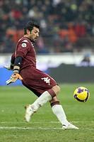 matteo sereni ,milano 2009 ,serie a football championship 2008/2009 ,inter_torino