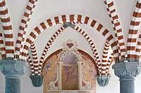 natural regional park, beigua, tiglieto, abbazia cistercense, liguria, italy