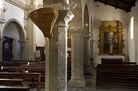 santa maria maddalena church, invillino, italy