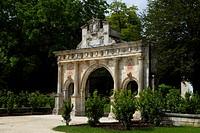 La Porte Renaissance, Surgeres, Charente_Maritime, France, Europe