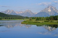 Grand Teton National Park, Wyoming, USA, North America