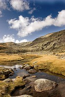 Parque Natural de la Sierra de Gredos, Avila, Castile-Leon, Spain