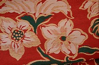 Embroidered Floral Patterns