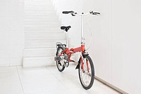 Bicycle in office