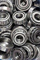 Gear wheels. Gear wheels, or cogs, transmit rotational force within machines.