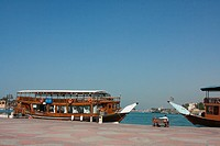 Dubai _ boats