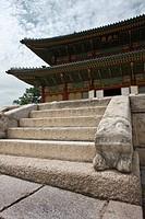 south korea, Changdeok Palace, seoul