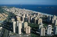 Landscape, Barra da Tijuca, Rio de Janeiro, Brazil