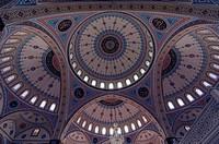 Dome, Kulliye, mosque Merkez, Manavgat, Turkey, Külliye