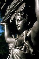 Sculpture, Rio de Janeiro, Brazil