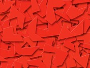 Red Abstract Shapes (thumbnail)