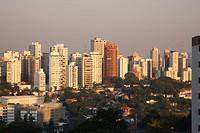 Building, São Paulo, Brazil