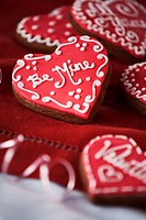 Valentine´s Day Cookies