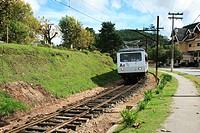 Train, Tourism, Campos do Jordão, São Paulo, Brazil