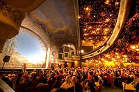 Interior of Winter Garden Theatre, Toronto, Ontario, Canada