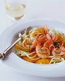 Shrimp Citrus Salad