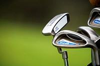 Golf Sticks.