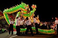 Dragon Dance, Penang, Malaysia