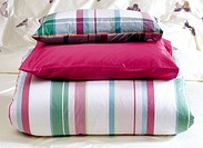 Quilt and pillow (thumbnail)