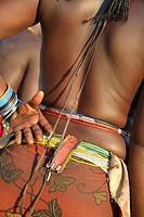 Macawana ethnic group, Moimba area, Parque do Iona, Namibe province, Angola