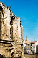 ROMAN CIRCUS ARLES PROVENCE FRANCE