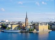 10856437, Sweden, Stockholm, view, old town, Ridda