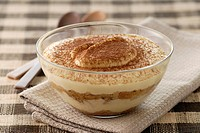 Tiramisu with rum