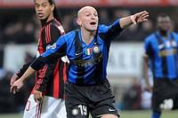 esteban cambiasso, milano 2009, serie a football championship 2008/2009, inter_milan
