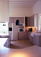 Modern Kitchenette