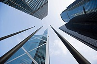 Skyscrapers in hong kong (thumbnail)