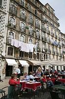 rua dos bacalhoeiros, restaurant, lisbone, portugal, europe