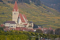 Wachau, Lower Austria, autumn