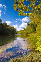 Meramec River, Missouri, USA