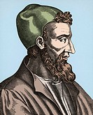 Galen, the ancient Greek physician and writer, who lived from around 129 to around 200 A.D. His teachings on anatomy were central to European medicine...