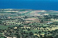 Cyprus _ Paphos District. Landscape