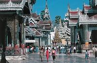 Myanmar - Yangon (Rangoon)