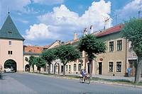Slovakia - Levoca. Košická Gate