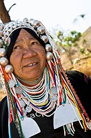 The Akha / Hani minority l