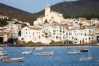 Cadaques in Catalonia, Spain