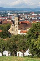 Karmeliten church, Bamberg, Bavaria, Germany
