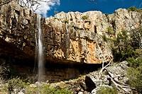 Tablillas river near Cueva de la Ines, Valle de Alcudia. Ciudad Real province, Castilla-La Mancha, Spain