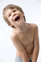 laughing boy