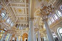 Hermitage Museum. St. Petersburg. Russia.