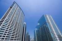 Shinagawa high_rise buildings