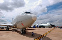 A US Air Force E-8C Joint Surveillance Target Attack Radar System (thumbnail)