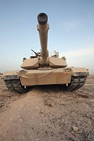 An M_1A1 Main Battle Tank