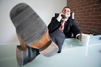 foot, business, phone, businessmen, businessman, Arabic