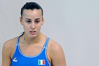 tania cagnotto, torino 2009, european diving championships