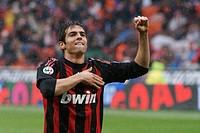 kakà, milano 2009, serie a football championship 2008/2009, milan_palermo
