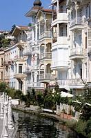arnavutkoy area, istanbul, turkey